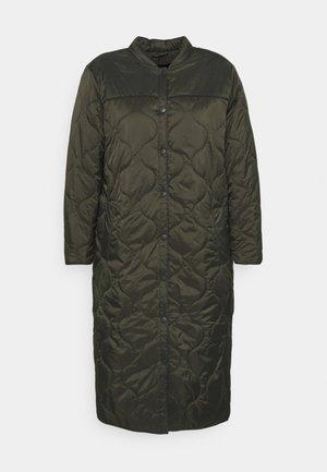 VMBRIDGETDOLLY LONG JACKET - Klasický kabát - peat