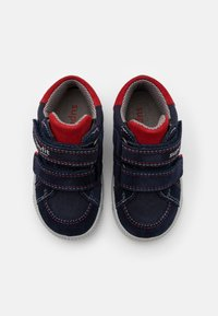 Superfit - MOPPY - Baby shoes - blau/rot - 3