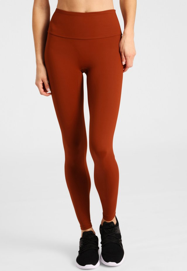 MAXIME  - Leggings - red