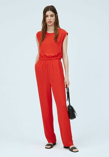 Overall / Jumpsuit - mars rot