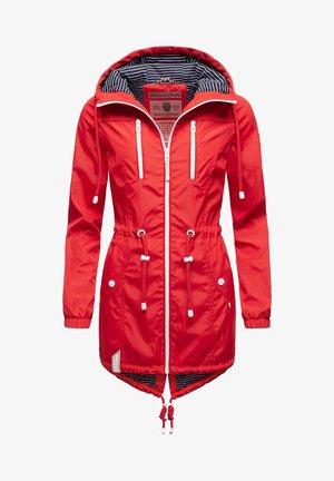 MEIN NACHTSTERNCHEN - Winter coat - red