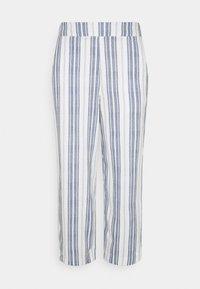 Springfield - WEBPLUS CULOTTE - Trousers - dark blue - 0