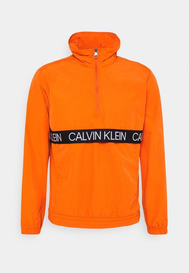WINDJACKET - Training jacket - orange