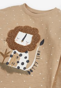 Next - LION - Long sleeved top - brown - 2