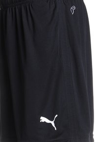Puma - LIGA TRAINING SHORTS CORE  - Sports shorts - black/white - 2