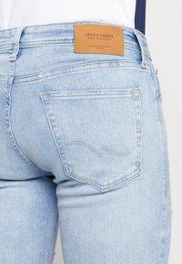 Jack & Jones - JJILIAM JJORIGINAL  - Jeans slim fit - blue denim - 5