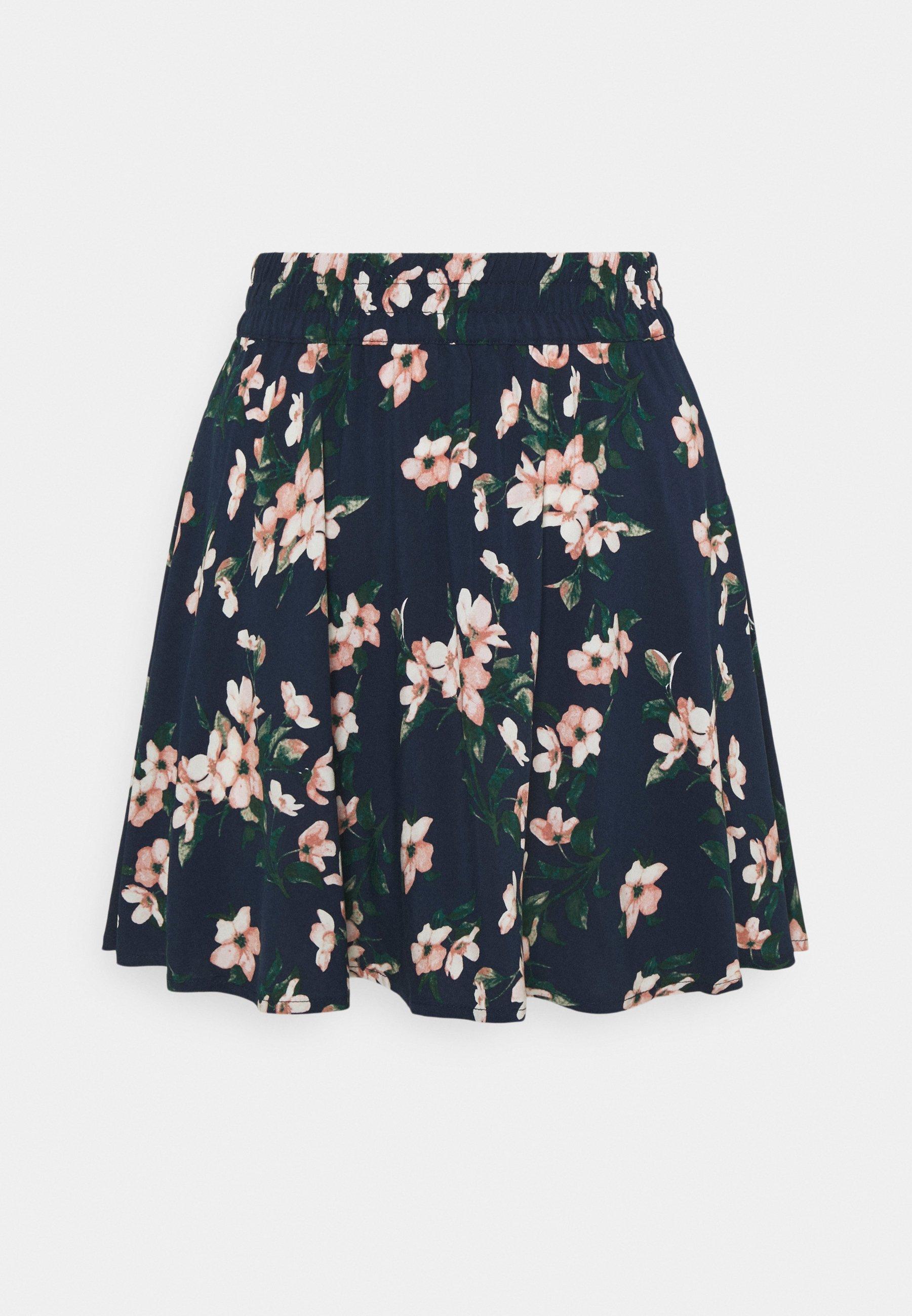 Women VMSIMPLY EASY SHORT SKATER SKIRT - Mini skirt