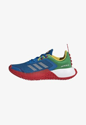 ADIDAS PERFORMANCE ADIDAS X LEGO - Chaussures de running neutres - green/white