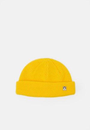 MICRO BEANIE UNISEX - Huer - sulpur yellow