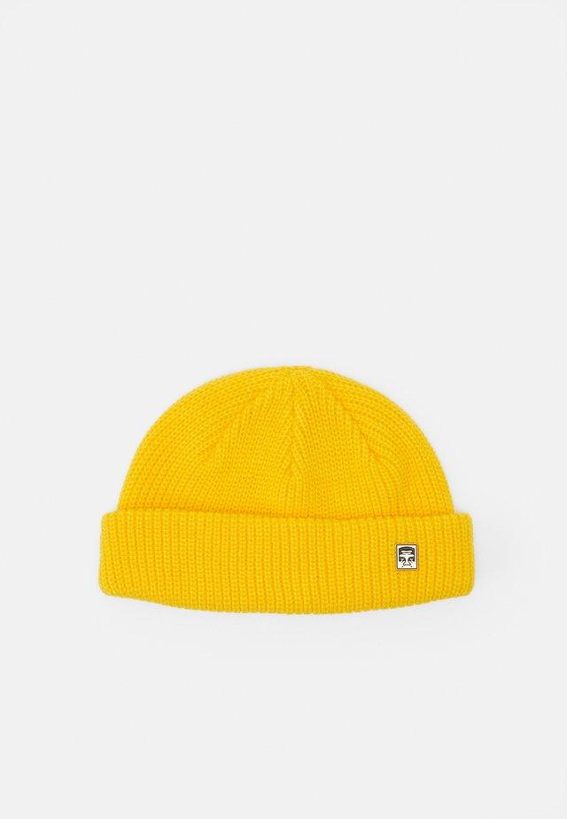 MICRO BEANIE UNISEX - Lue - sulpur yellow