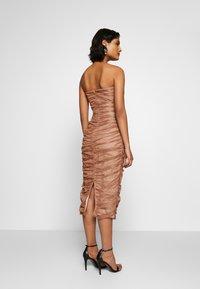 LEXI - COURTNEY DRESS - Cocktail dress / Party dress - rose gold - 2