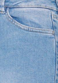 TOM TAILOR DENIM - NELA - Jeans Skinny Fit - used light stone blue - 2
