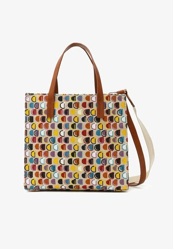 DYNAMIC - Handbag - multicolor