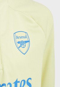 adidas Performance - ARSENAL TRAINING TOP - Club wear - yellow - 4