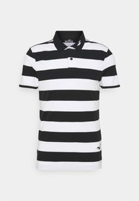 Hollister Co. - Polo shirt - black/white - 5