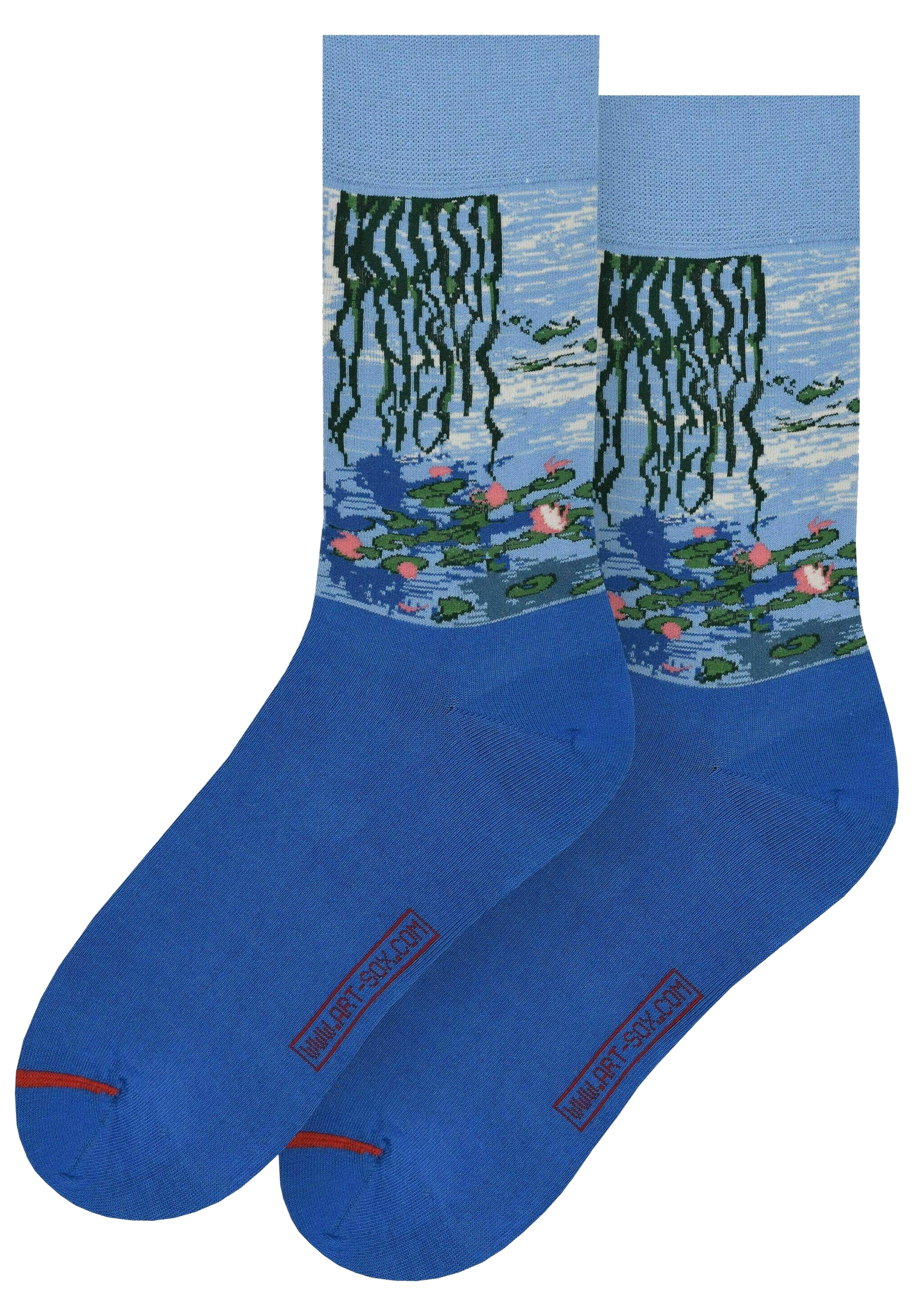 Femme CLAUDE MONET: WATER LILIES - Chaussettes