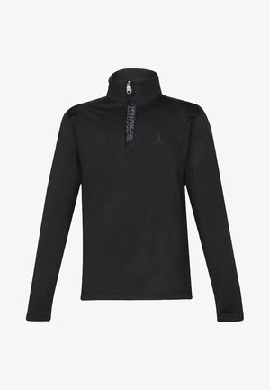 WILLOWY  - Long sleeved top - schwarz