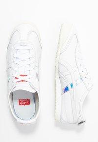 Onitsuka Tiger - MEXICO  - Sneakersy niskie - white/aurora - 3