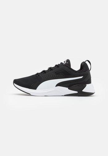 DISPERSE XT MEN  - Sports shoes - black/white