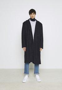 Lacoste - Sweatshirt - silver chine/elephant grey - 1