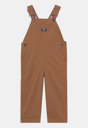 ROLL TAB OVERALL - Overall /Buksedragter - brown