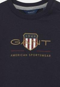 GANT - ARCHIVE SHIELD - Print T-shirt - evening blue - 2