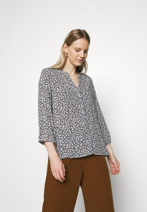 Blouse - blue/multi-coloured