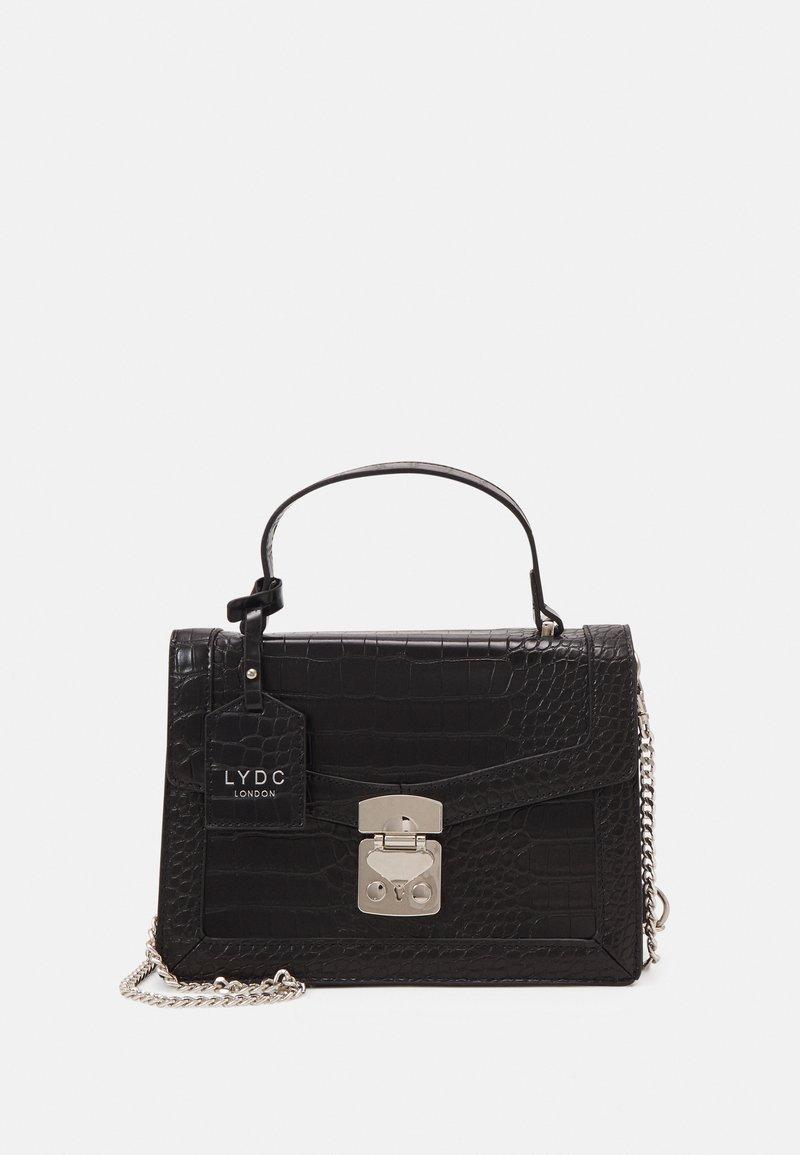 LYDC London - HANDBAG - Handbag - black