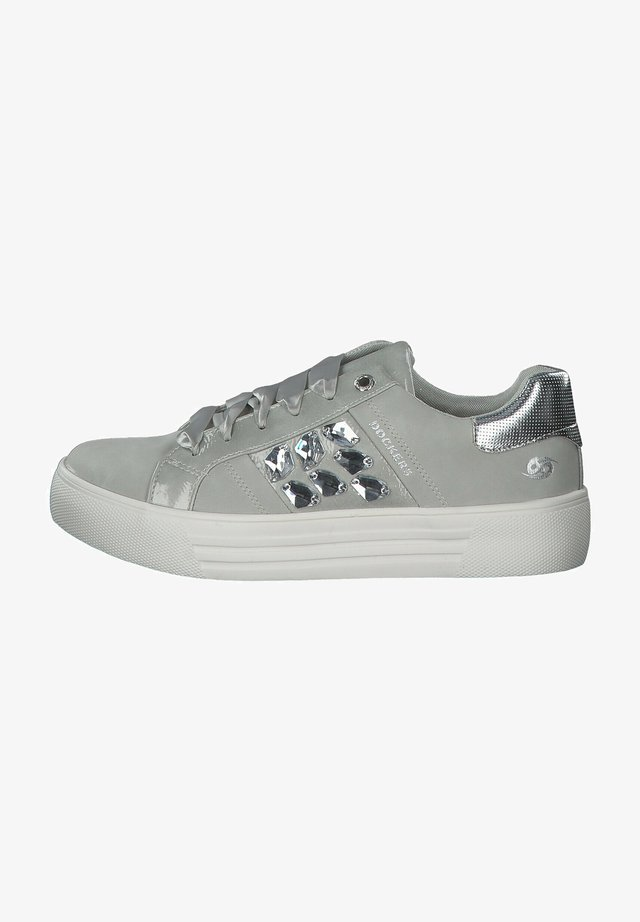 Trainers - silber