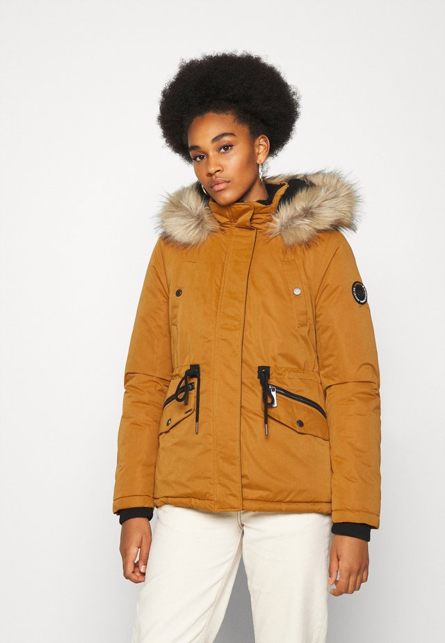 ALPINE JACKET - Winter jacket - flaxen