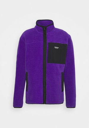 HEARTH - Fleecová bunda - prism violet