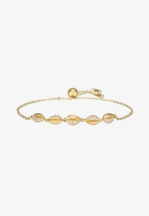 SHELL BRACELET COWRIES - Bracelet - crystal
