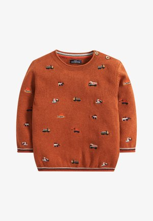Maglione - orange