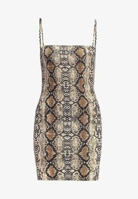 Honey Punch - TANK DRESS - Vestito di maglina - snake - 3