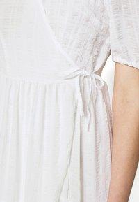 Monki - YOSSE DRESS - Day dress - white light - 5