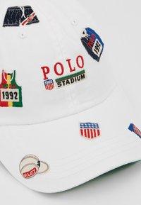Polo Ralph Lauren - CLASSIC SPORT CAP - Cap - pure white - 5