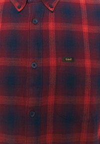 Lee - BUTTON DOWN - Skjorta - dark blue/red - 4