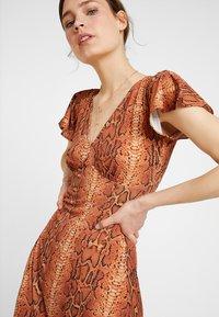 Anna Field - Day dress - orange - 4