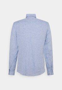 Calvin Klein Tailored - SOLID SLIM SHIRT - Formal shirt - blue - 1