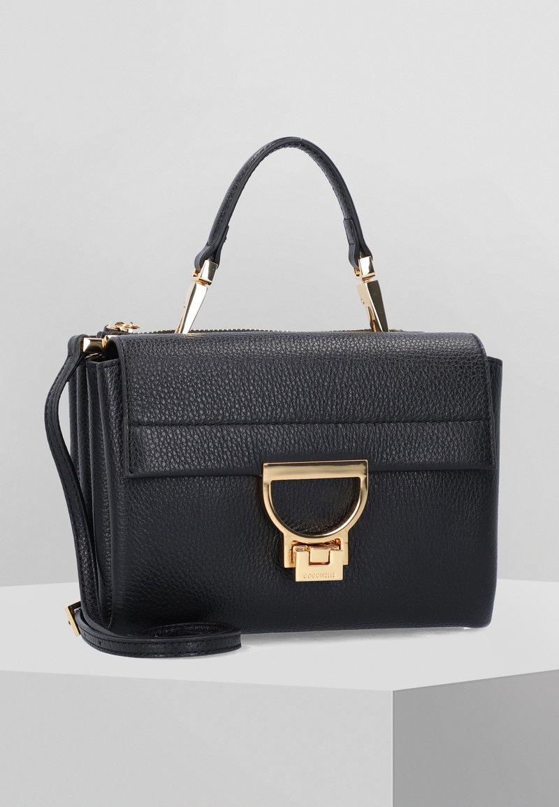 Coccinelle - ARLETTIS  - Handbag - black