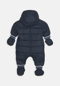 BOSS Kidswear - ALL IN ONE BABY - Mono para la nieve - navy - 1