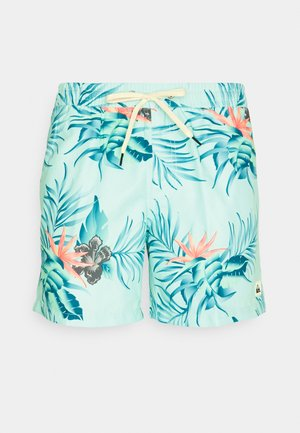 Swimming shorts - cabbage