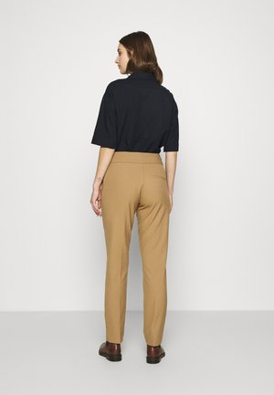SLFFIE PANT - Trousers - tigers eye