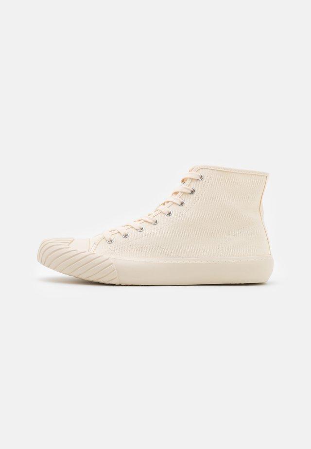 Sneakers hoog - offwhite