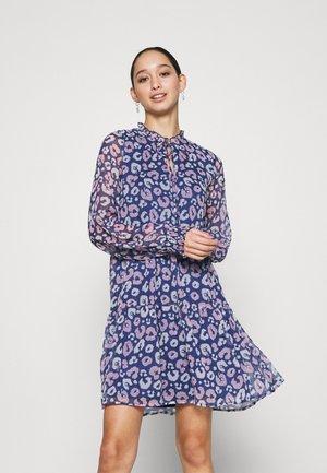 VIPOGOLICO SHORT DRESS - Kjole - dark blue/pink