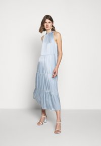 Bruuns Bazaar - GRO MAJA DRESS - Cocktail dress / Party dress - blue mist - 1