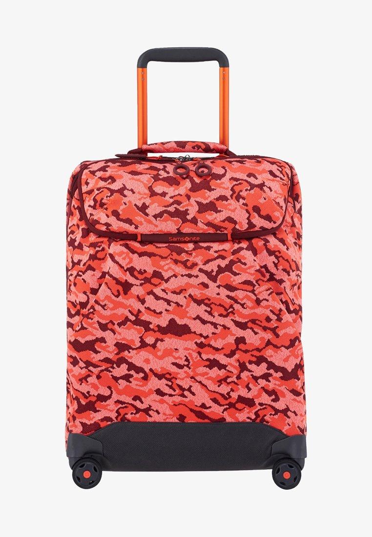 Samsonite - NEOKNIT - Wheeled suitcase - red