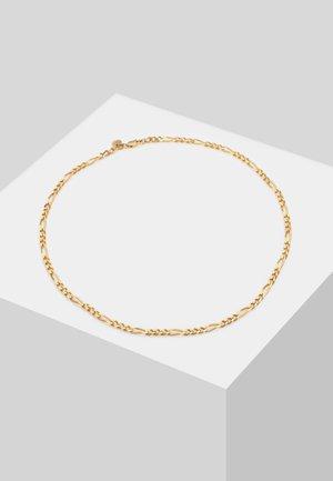 CHOKER FIGAROKETTE - Necklace - gold