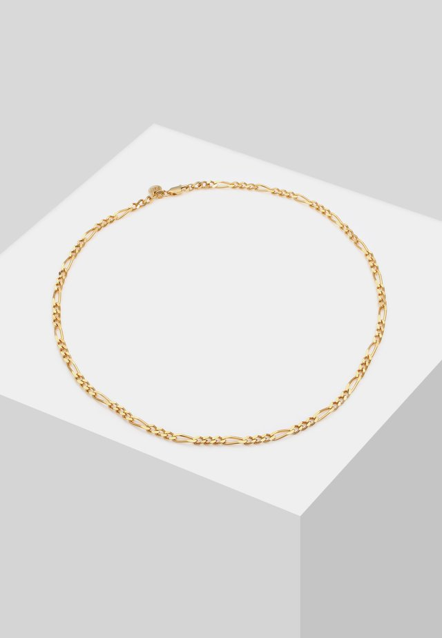 CHOKER FIGAROKETTE - Necklace - gold