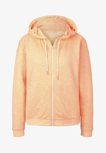 STRICK & SWEATSHIRTS LOCKERE SWEATJACKE MIT KAPUZE